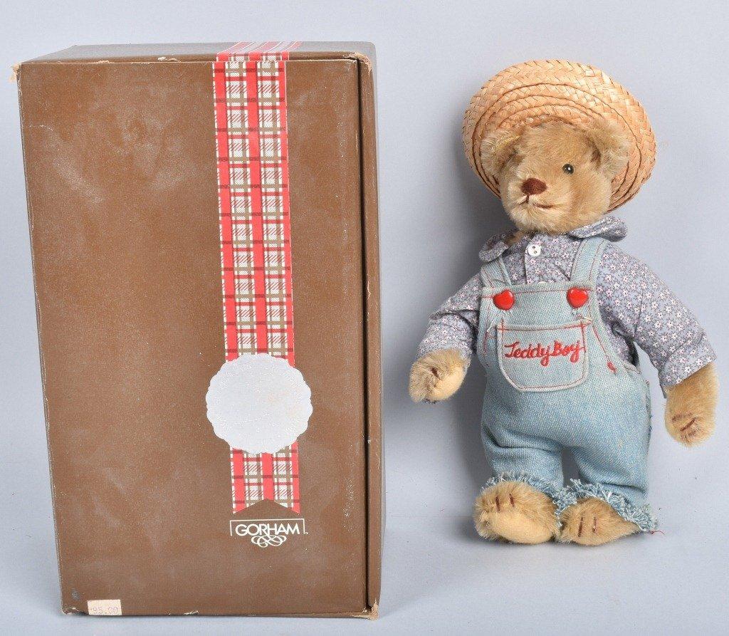 GORHAM TEDWARD JONATHON BEARKIN BEAR w/BOX