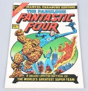 1974 Marvel Treasury Edition Fantastic Four Comic