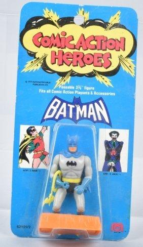 1975 Mego Comic Action Heros Batman Moc