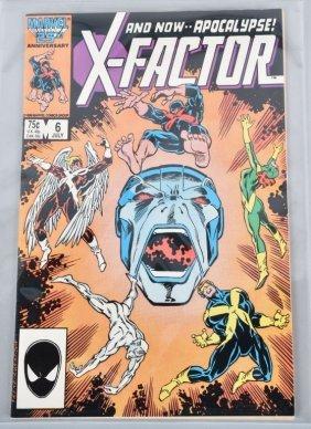 Marvel X-factor #6 Key 1st Apocalypse Nm-m