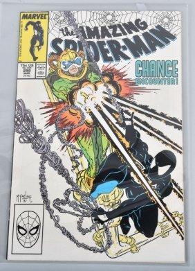 Marvel Amazing Spiderman #298 Key 1st Mcfarlane