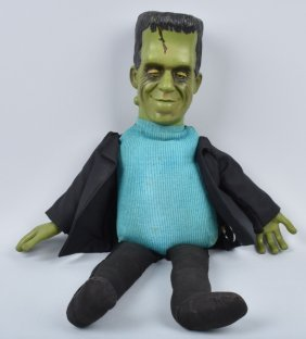 1964 Mattel Talking Herman Munster Doll