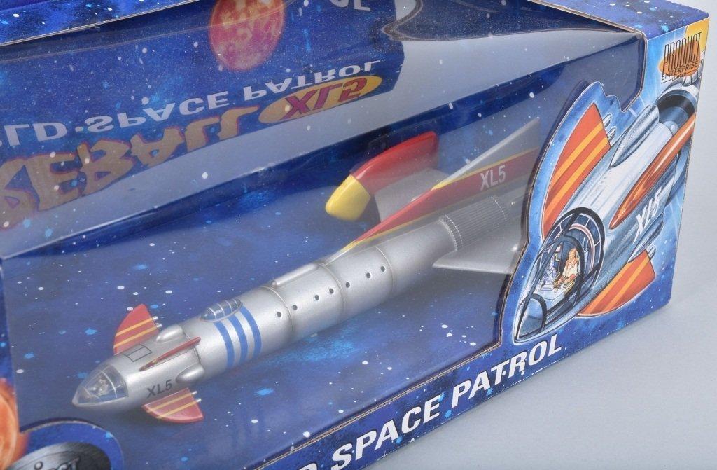Gerry Anderson FIREBALL XL5 SPACE PATROL MIB - 2