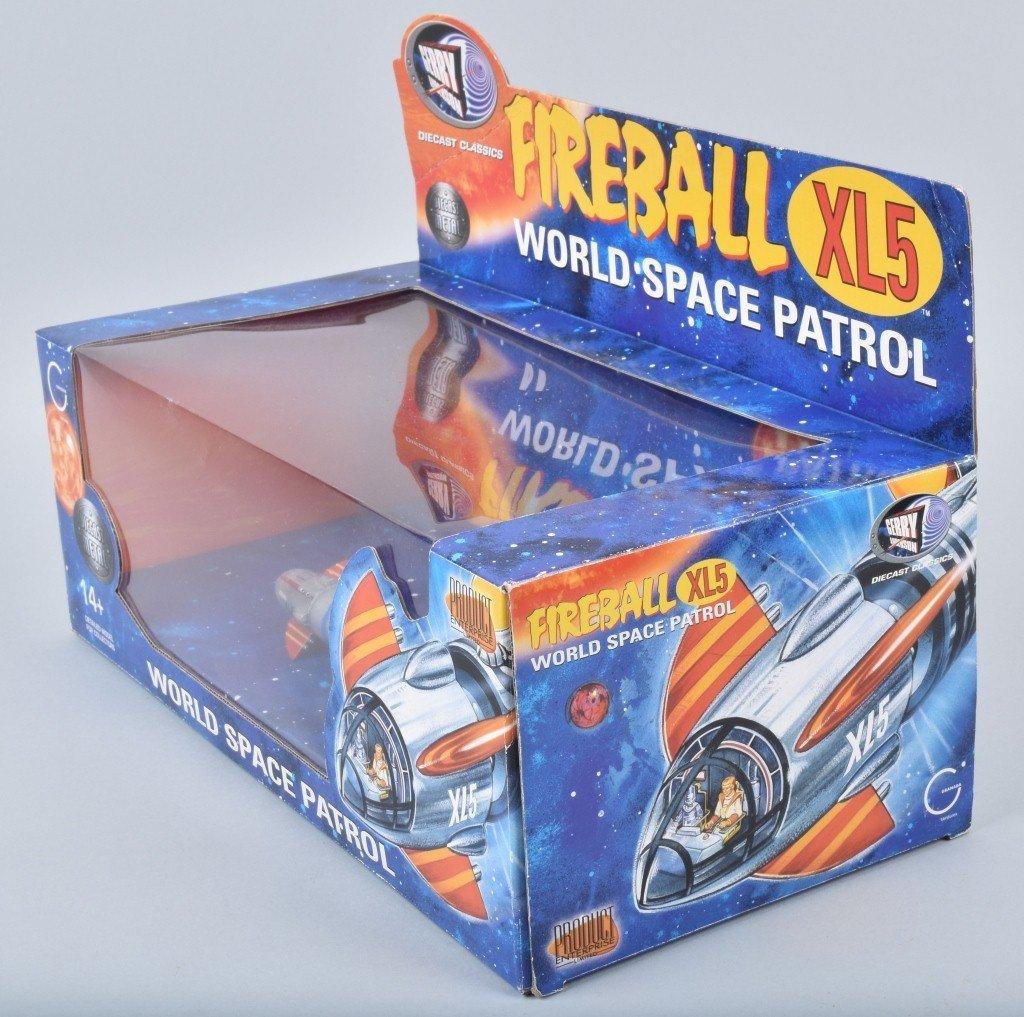 Gerry Anderson FIREBALL XL5 SPACE PATROL MIB - 4
