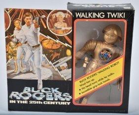1979 Mego Buck Rogers Walking Twiki W/box