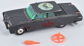 Corgi Green Hornet Black Beauty Car
