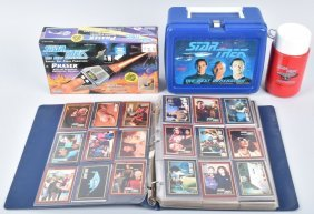 Star Trek Next Generation Lot