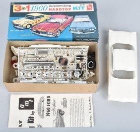 Amt 1960 Ford Hardtop 3-1 Model Kit