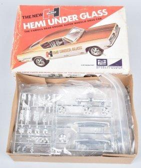 Mpc Hurst Hemi Under Glass Model Kit Mib