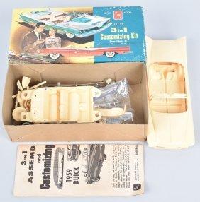 Amt 59 Buick Convertible 3-1 Model Kit