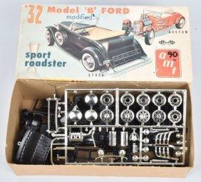Amt 32 Model B Ford 3-1 Model Kit