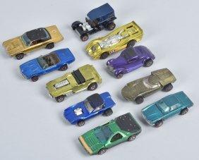 10 Hot Wheels Redlines Concepts & Customs