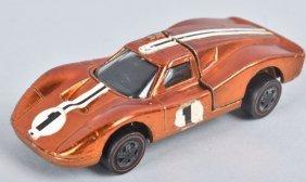 Hotwheels Redline Orange Ford Mk Iv