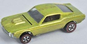 Hot Wheels Redline Us Custom Mustang Antifreeze