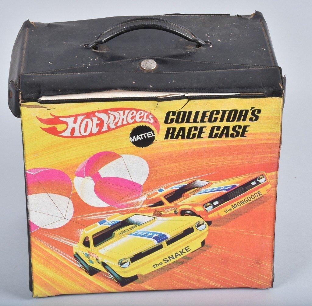 HOT WHEELS REDLINE LOT OF 18 W, 72 CAR CASE - 3