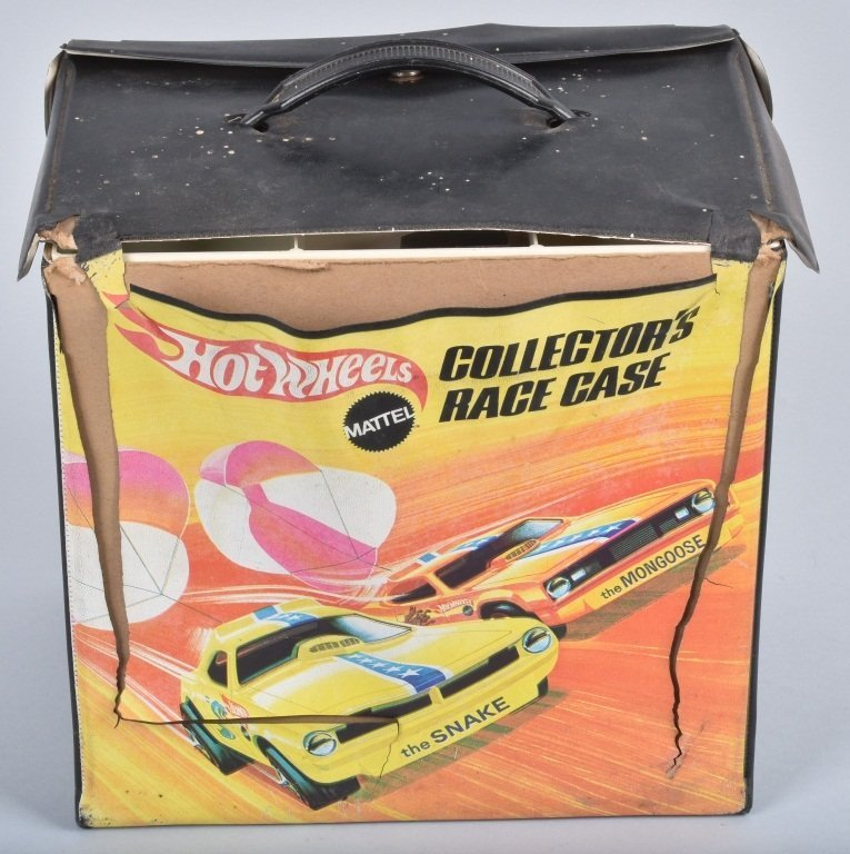 HOT WHEELS REDLINE LOT OF 18 W, 72 CAR CASE - 4