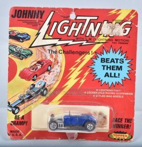 Topper Johnny Lightning Custom 32 Ford Mib