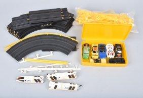 7 Misc. Slots, Train, Track, Guard Rails
