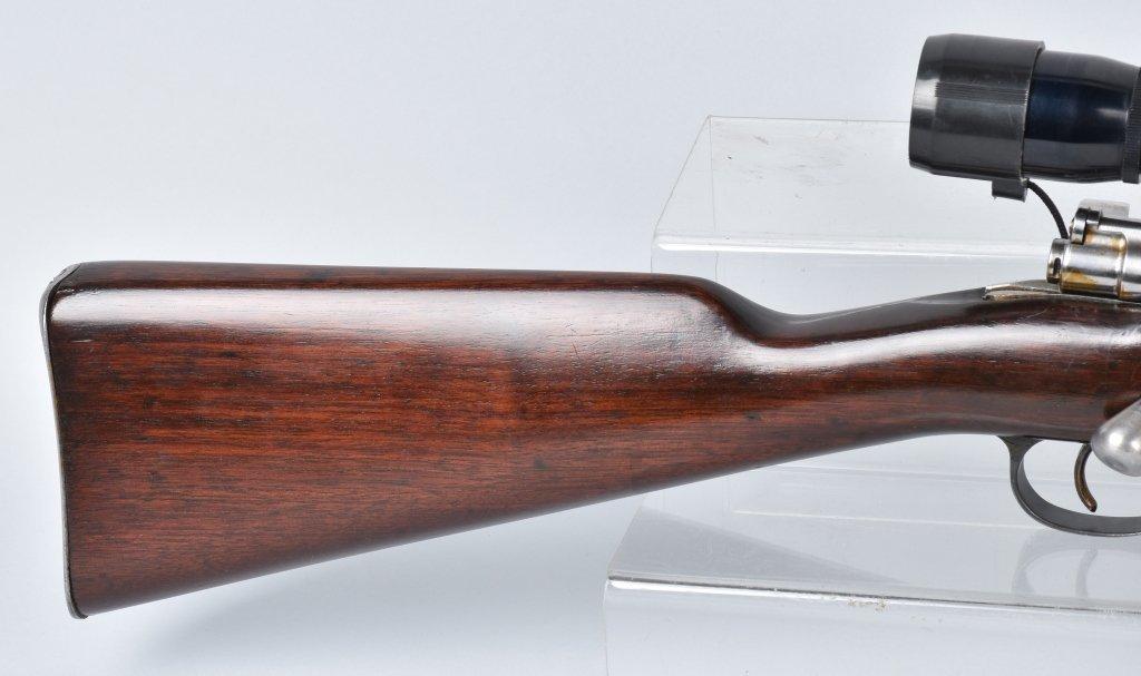 ARGENTINE MAUSER M1909 .765 X 53, with SCOPE - 3