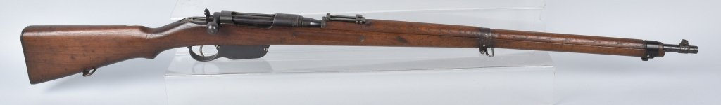 STEYR M 1895, .8MM X 50, BOLT ACTION RIFLE