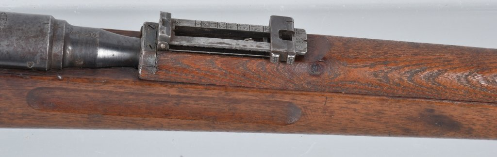 STEYR M 1895, .8MM X 50, BOLT ACTION RIFLE - 3