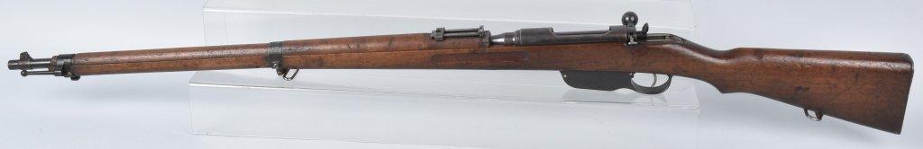 STEYR M 1895, .8MM X 50, BOLT ACTION RIFLE - 4