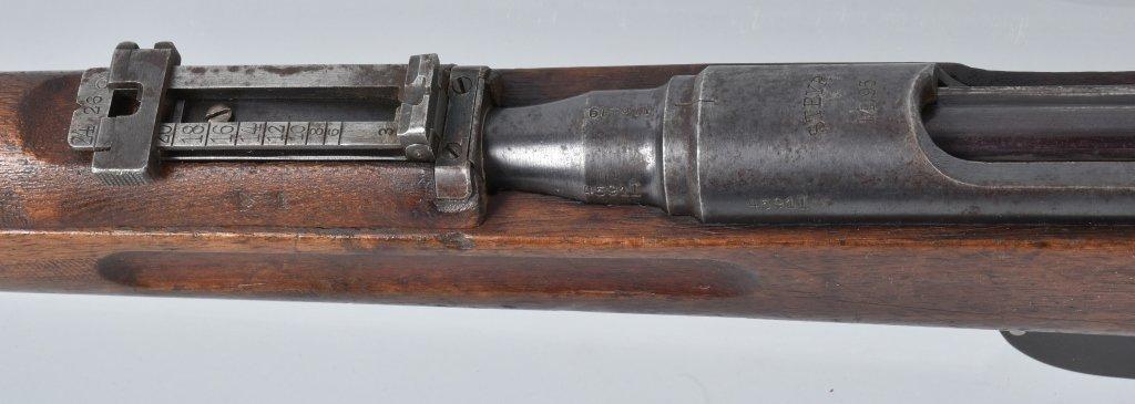 STEYR M 1895, .8MM X 50, BOLT ACTION RIFLE - 5