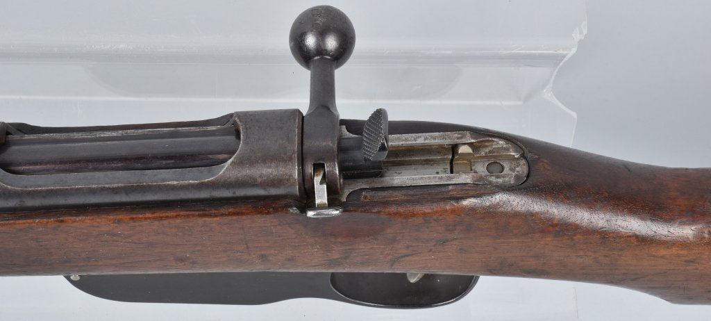 STEYR M 1895, .8MM X 50, BOLT ACTION RIFLE - 6