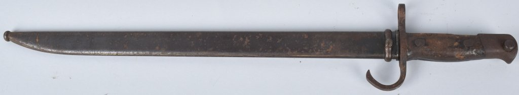 WWII JAPAN T-30 BAYONET and SCABBARD - 4