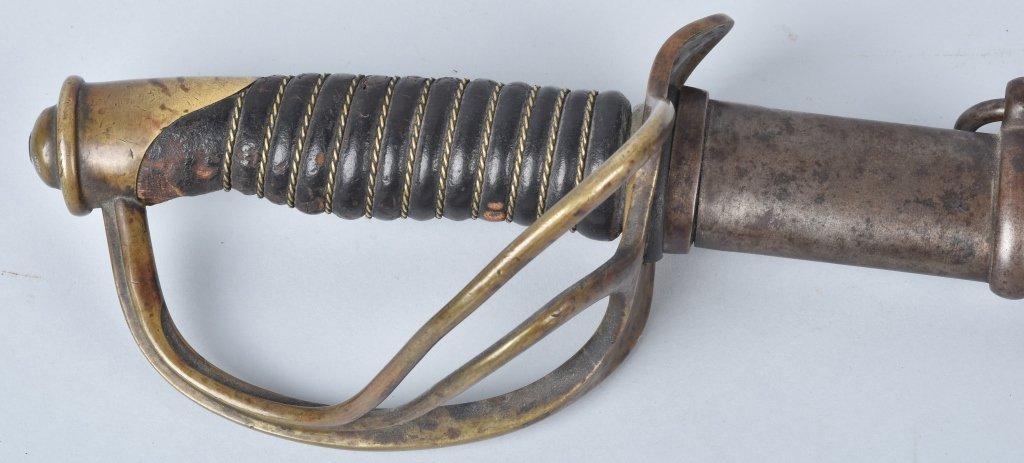 M1860 EMERSON & SILVER CAVALRY SWORD, 1864 - 7