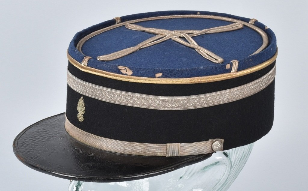 FRENCH 2ND LIEUTENANT'S KEPI