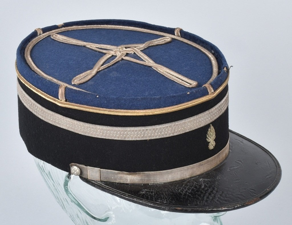 FRENCH 2ND LIEUTENANT'S KEPI - 3