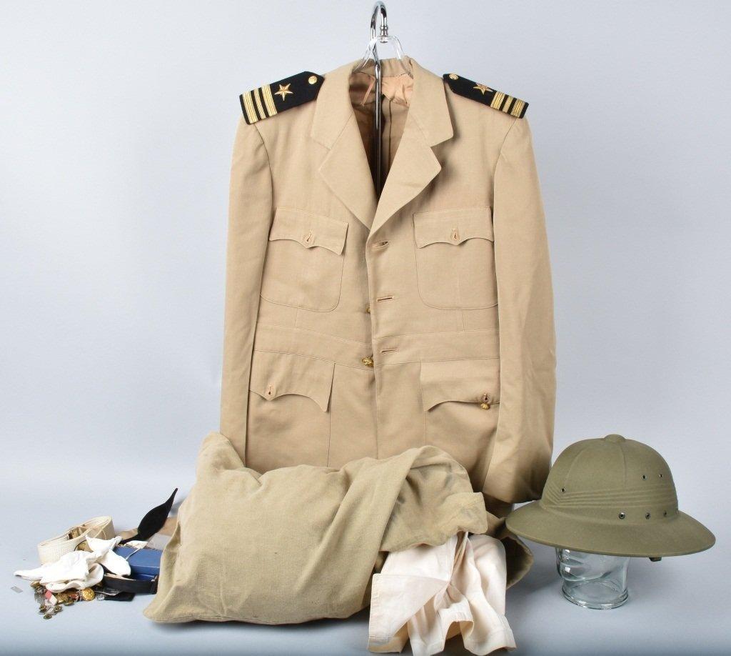 WW2 LT. COMMANDER PHILLIP N. HESS GROUPING