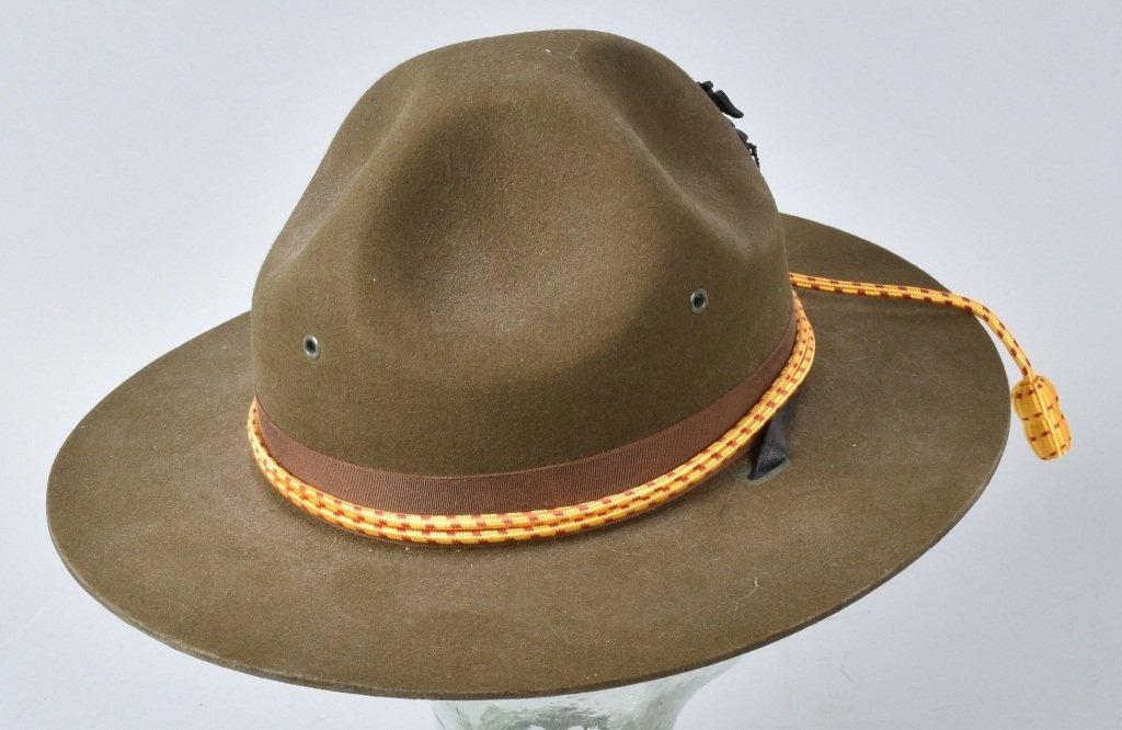 U.S. MARINE CORPS  DRILL INSTRUCTORS HAT - 2