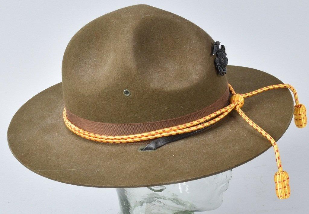 U.S. MARINE CORPS  DRILL INSTRUCTORS HAT - 3