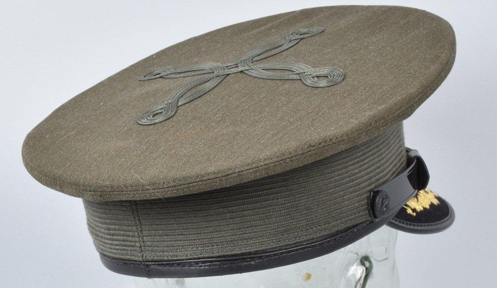 U.S. MARINE CORPS OFFICER'S HAT - 2