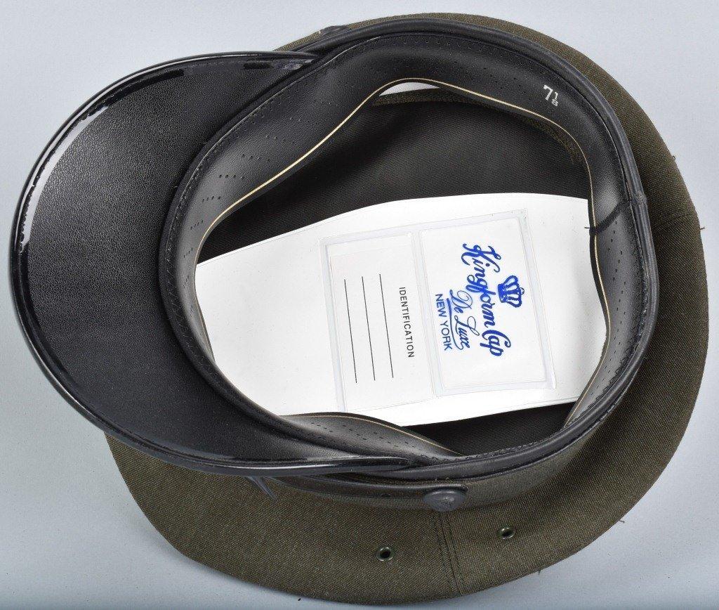 U.S. MARINE CORPS OFFICER'S HAT - 4