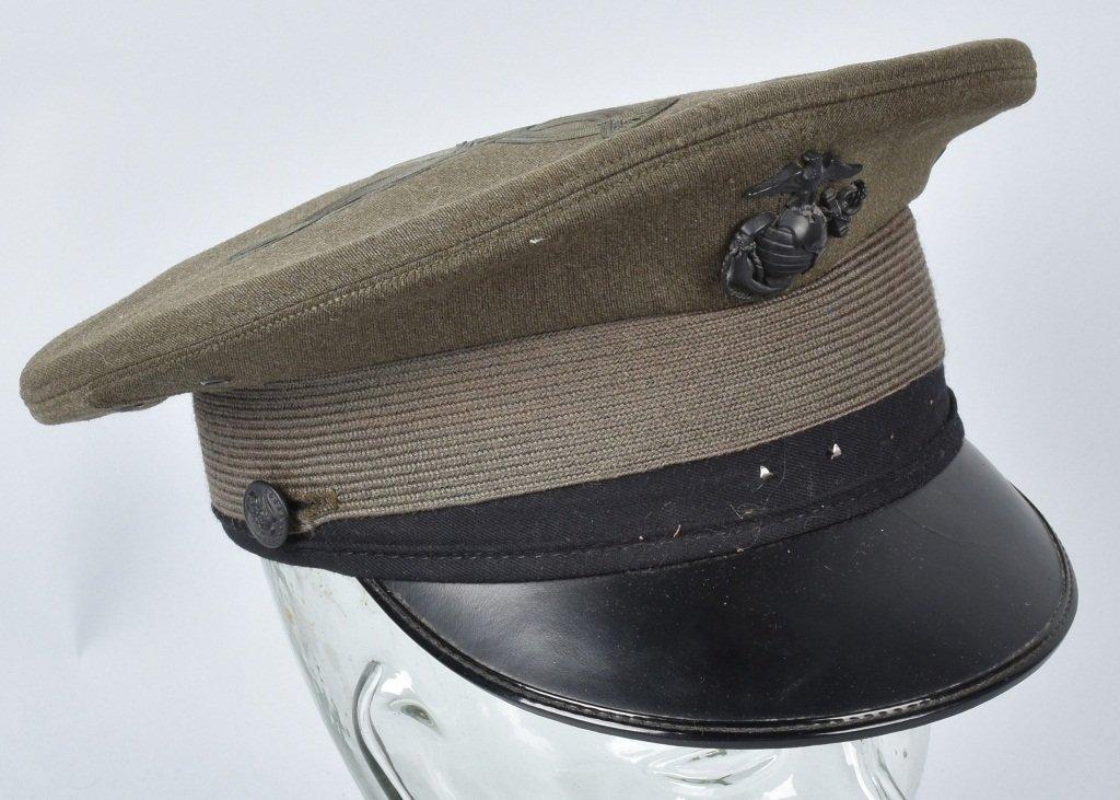 U.S. MARINE CORPS  OFFICER'S HAT - 3