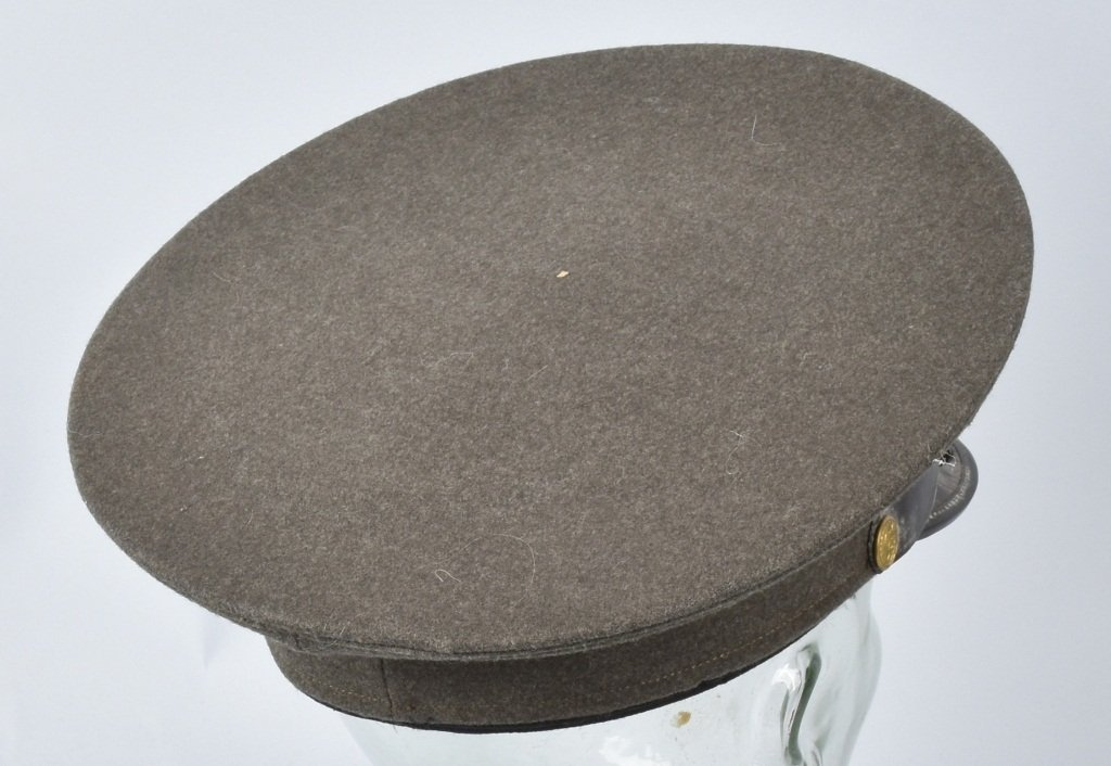 U.S. MARINE CORPS  OFFICER'S HAT - 2