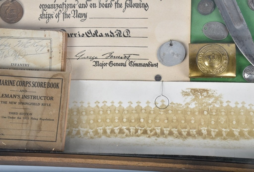WW1  ARCHIVE 5 KOPP BROTHERS, U.S. MARINES & MORE - 10