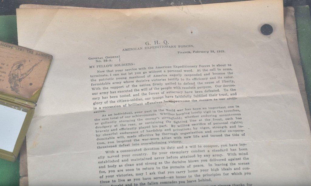 WW1  ARCHIVE 5 KOPP BROTHERS, U.S. MARINES & MORE - 3