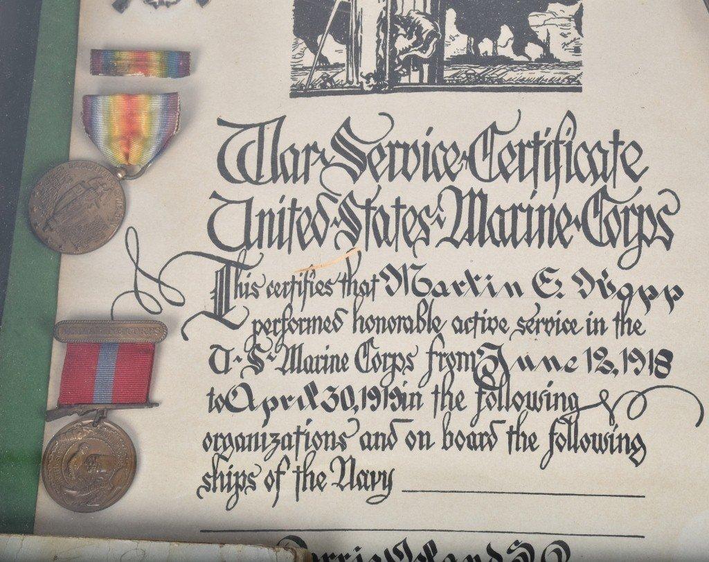 WW1  ARCHIVE 5 KOPP BROTHERS, U.S. MARINES & MORE - 9