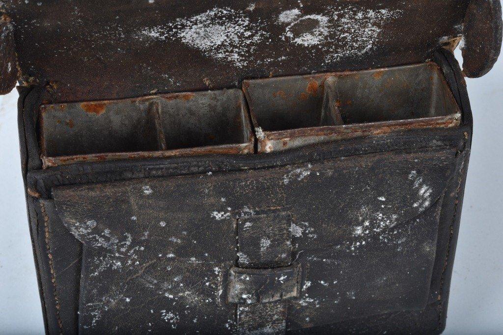 CIVIL WAR M1864 CATRIDGE BOX and  SLING - 7