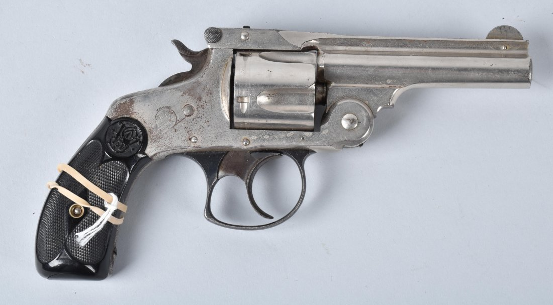 SMITH & WESSON.32 REVOLVER, AMERICAN EXPRESS - 2