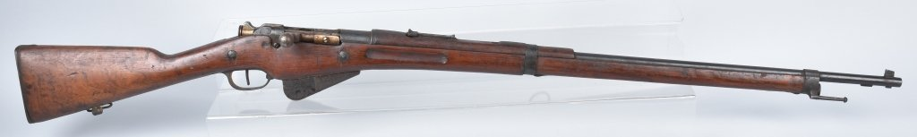 FRENCH M1916, 8MM, BOLT ACTION RIFLE