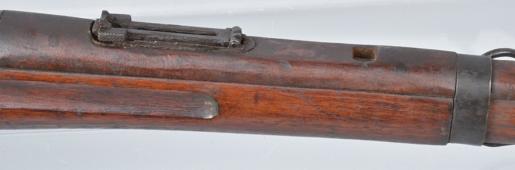 FRENCH M1916, 8MM, BOLT ACTION RIFLE - 4