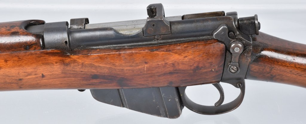 1917 BRITISH ENFIELD .303 BOLT ACTION RIFLE - 6