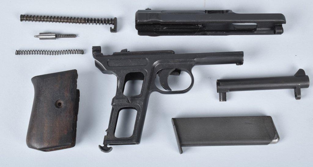 GERMAN 1934 MAUSER 7MM PARTS GUN