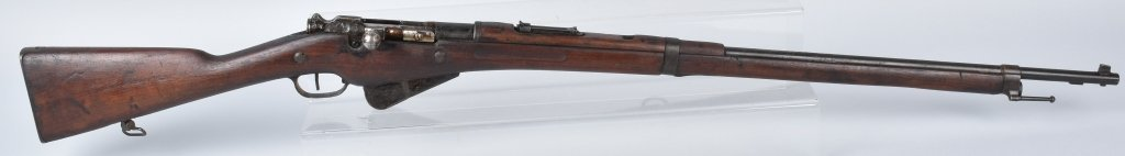 FRENCH M1916 9MM BOLT ACTION RIFLE