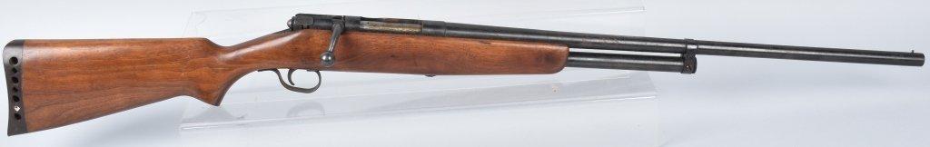 JC HIGGINS, 20 GA BOLT ACTION SHOTGUN